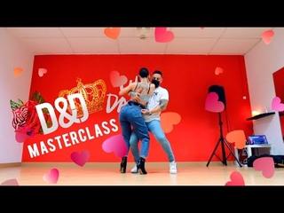 DANIEL Y DESIREE💯♥️ - Mr. Don - Bypass (Bachata Romantica)