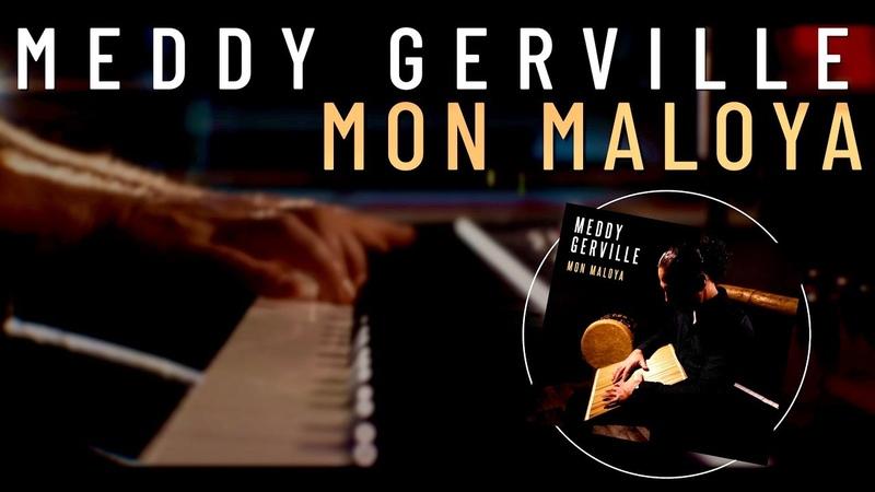 Recording Session New Album Mon Maloya of Meddy Gerville