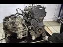 Разбор двигателя Toyota RAV-4 2.2 TD 2006