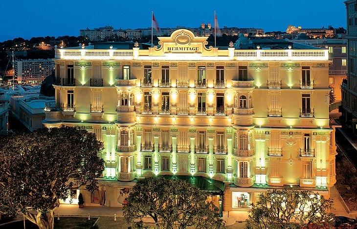 Лучшие отели мира от Soul Travel The Hotel Hermitage (Монако), изображение №1