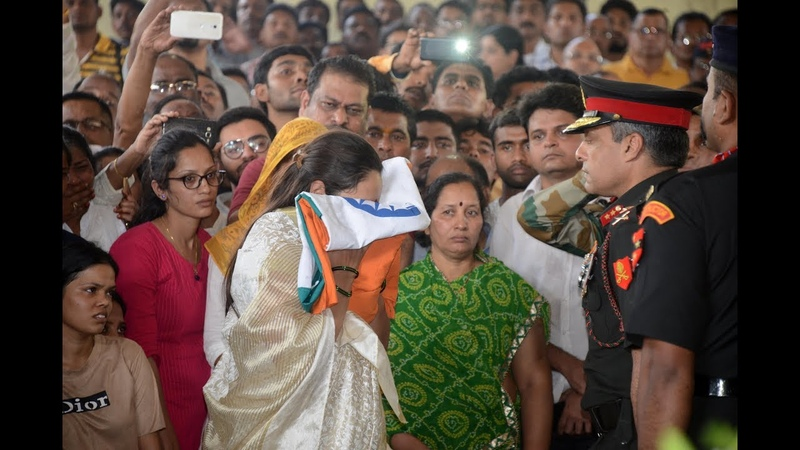 My true hero left me alone Virar Major Wife Facebook Post