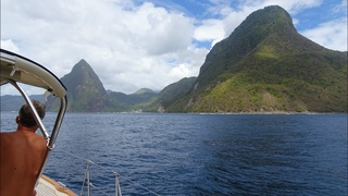 ep16 - Sailing St. Lucia - Hallberg-Rassy 54 Cloudy Bay - March 2018