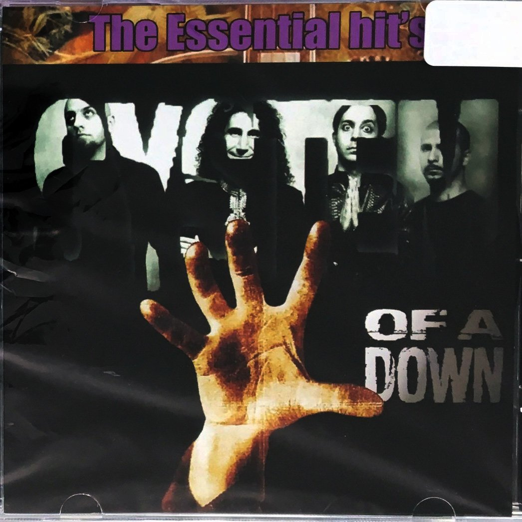 System of a Down album The Essential (disc 2)