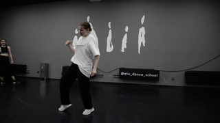 Хореография Германа Колмогорцева / BEAM - UNDA ARMOR / Танцевальный мастер-класс проекта ADEPT /