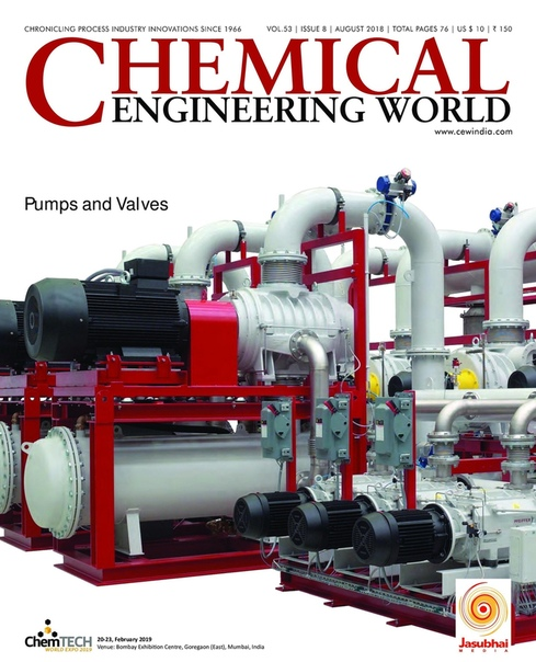 2018-08-01 Chemical Engineering World