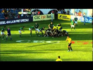 [FULL MATCH] IRB Nations Cup 2014 - Romania Vs Emerging Ireland ()