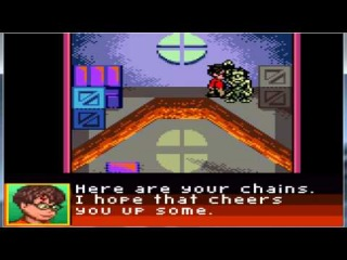 Гарри Поттер и Тайная комната (Game Boy Color) Часть 2 - Прохождение Норы Уизли.