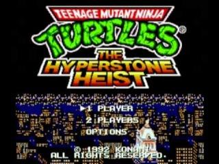 Teenage Mutant Ninja Turtles - The Hyperstone Heist (Genesis/MegaDrive) Music - Boss Battle