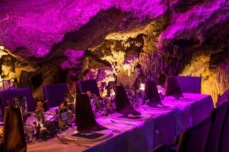 Пещерный ресторан Alux, изображение №2