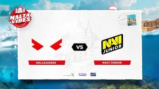 HellRaisers vs NAVI Junior - Malta Vibes - map2 - de_vertigo [TheCraggy]