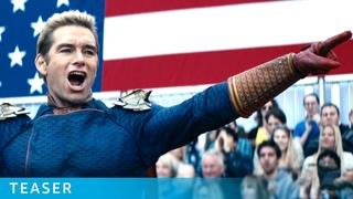 The Boys Season 2 - Teaser Trailer | Amazon Prime Video