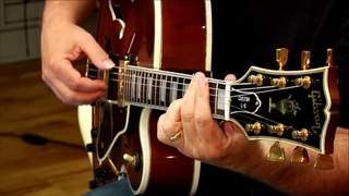 A Great Jazz Guitar Trick: Patterns and the Power of Three